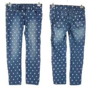🌈5/$20🌈GEORGE Jeans Slim Fit Stars Girls